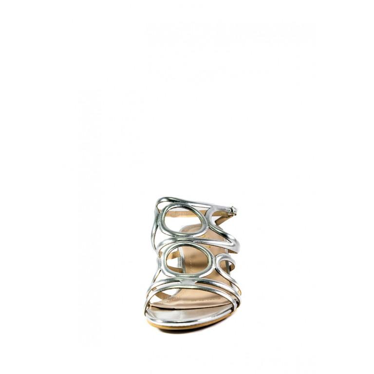 Босоножки женские летние Sopra 8659A-60 серебряные