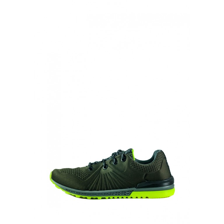 Кроссовки подростковые MIDA 31346-427 темно-зеленые