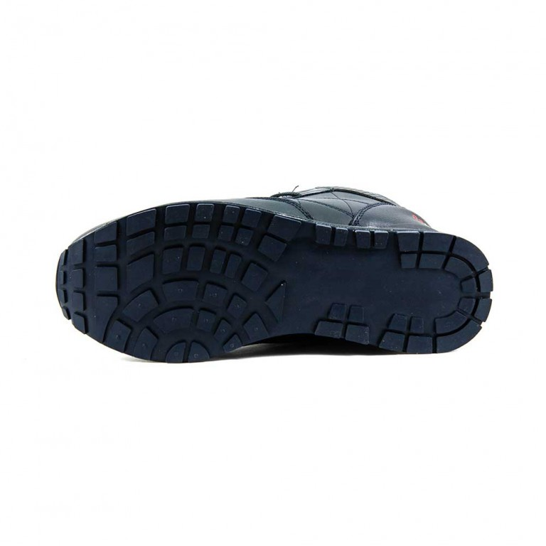 Ботинки зимние мужские Restime PMZ18148 синие