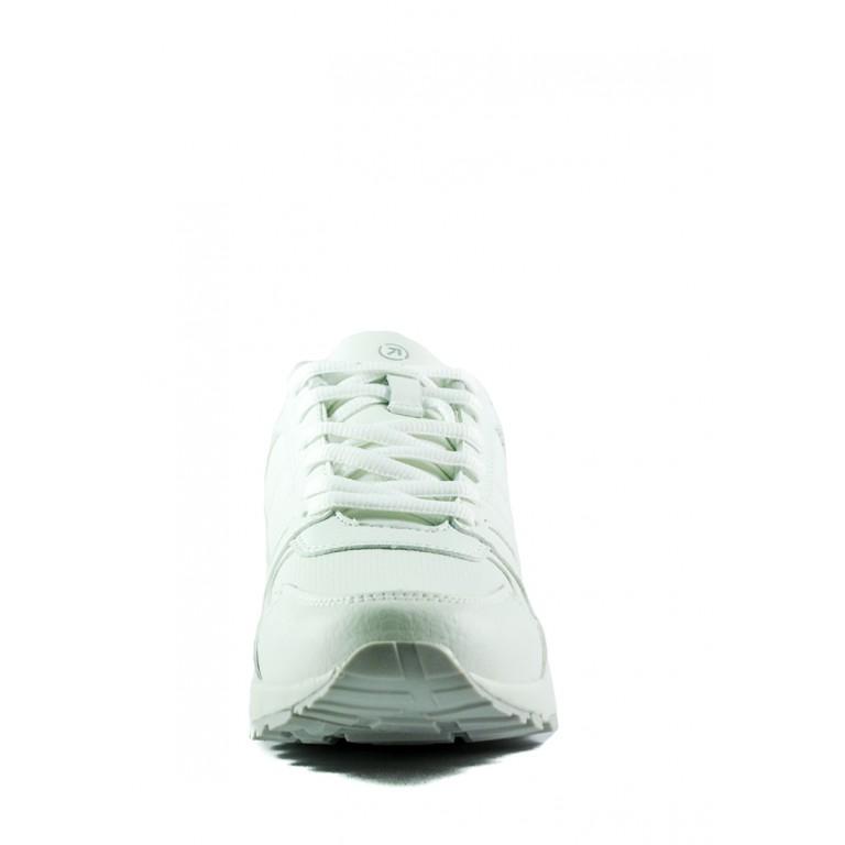 Кроссовки мужские Restime PMB 20387 белые