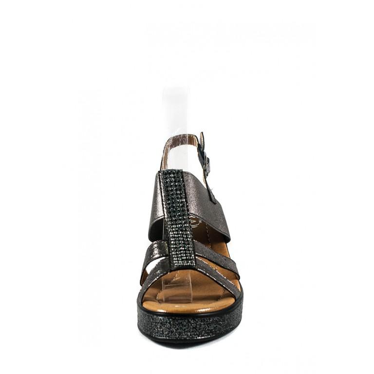 Босоножки женские Sopra СФ W18-6371 серые