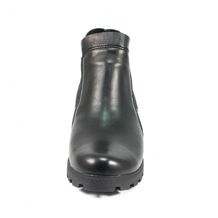 Черевики демісезон жіночі SND чорний 09932