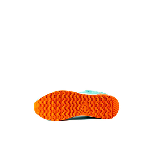 Кроссовки женские Demax B2561-2 бирюзовые