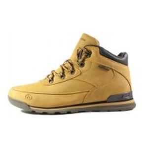 Ботинки демисезон мужские Restime KMZ18530-1 кэмел