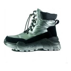 [:ru]Ботинки зимние женские Lonza СФ 1627-S729 серебряные[:uk]Черевики зимові жіночі Lonza срібний 21034[:]