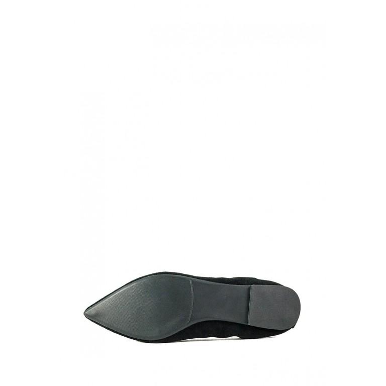 Балетки женские Prima D'arte HR-6Y7189-36 черный