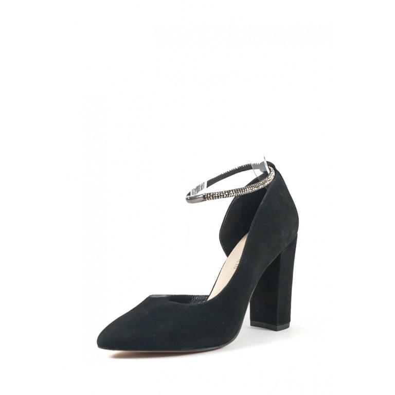Туфли женские Fabio Monelli DY781-02H6 черные
