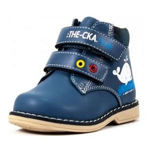 Ботинки детские Сказка R279635028 светло-синие