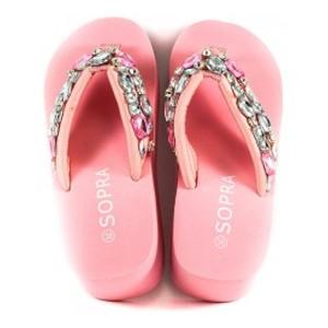 [:ru]Вьетнамки женские Sopra 10025 розовые[:uk]В'єтнамки жіночі Sopra рожевий 17105[:]