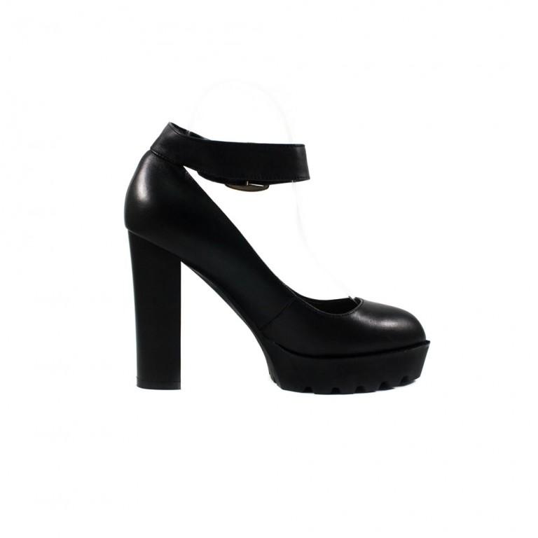 Туфли женские Mainila S8111D-H12 черные