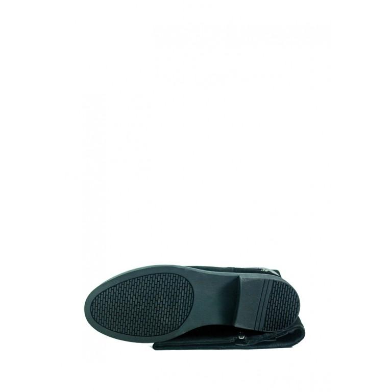Сапоги зимние женские Fabio Monelli СФ BA1577-A3-S1832-A1003 черные