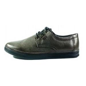 Туфли мужские MIDA 110391-562 коричневые
