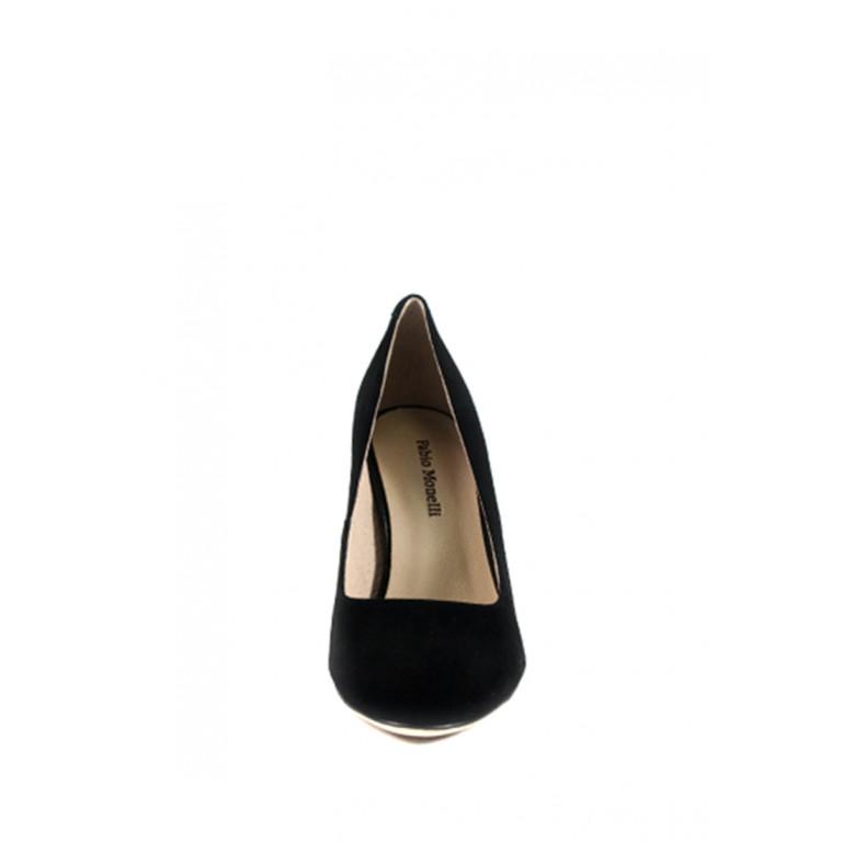 Туфли женские Fabio Monelli K2907-301-3 черные
