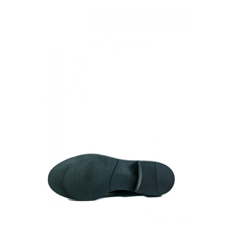 Туфли женские MIDA 210219-134 черные