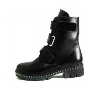Ботинки демисезон женские CRISMA CR2122 черные