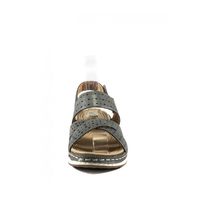 Сандалии женские Sopra СФ XSS35669-38 серые