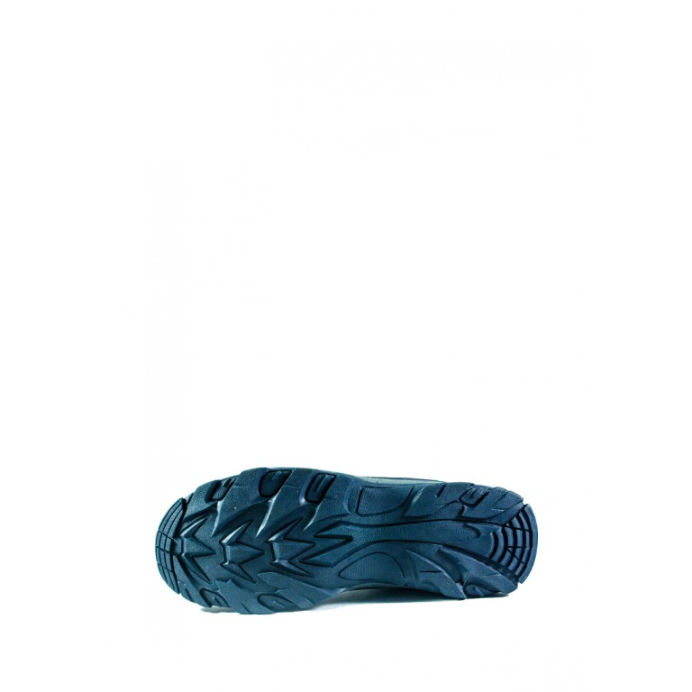 Ботинки зимние мужские Bona 169-6B темно-синие