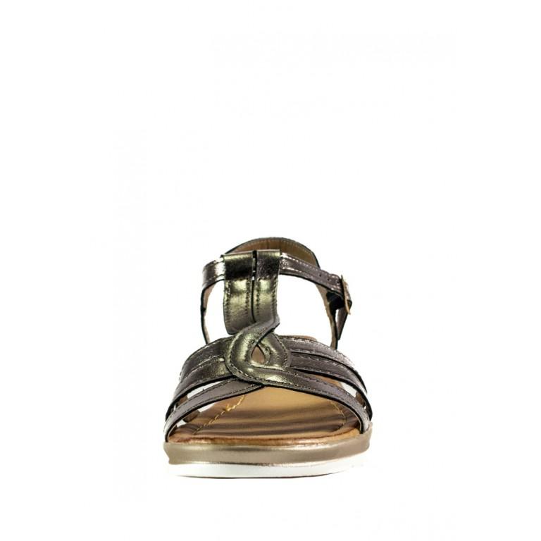 Сандалии женские Sopra СФ M11102 золотые