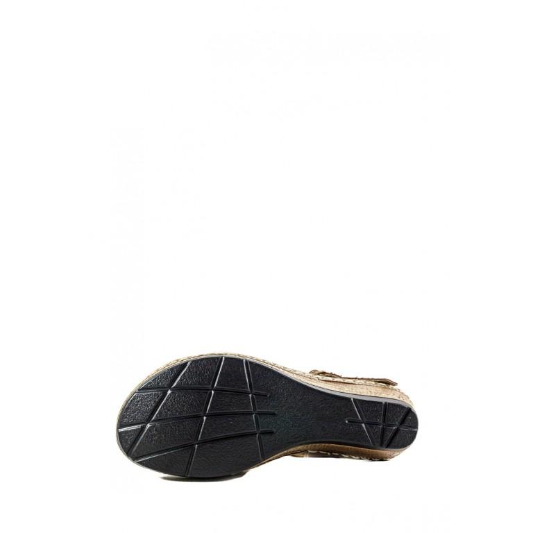 Босоножки женские Sopra M11201 черные