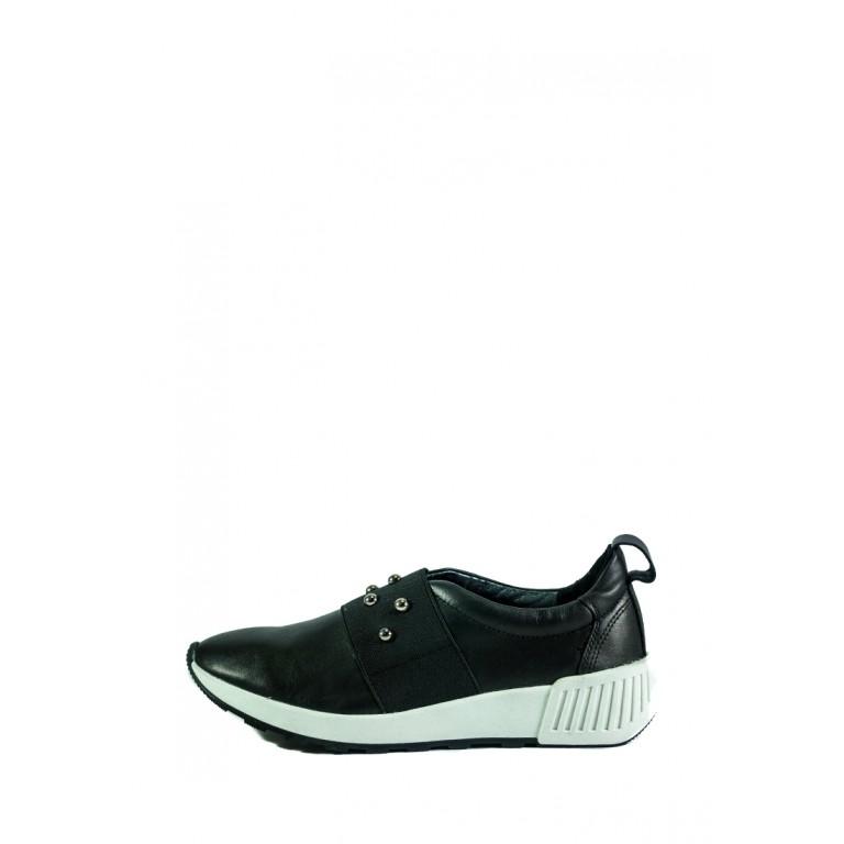 Кроссовки женские MIDA 210246-1 черные