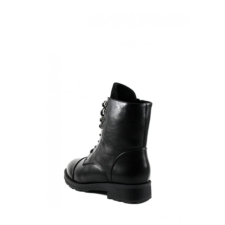 Ботинки зимние женские Betsy 998040-07-01 черные