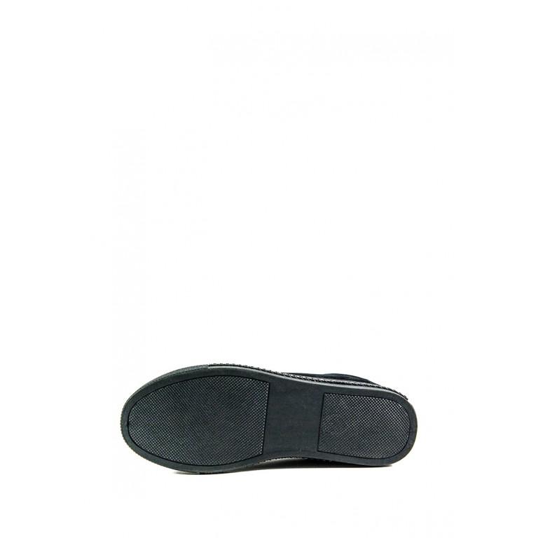 Кеды женские Sopra BK820 черные