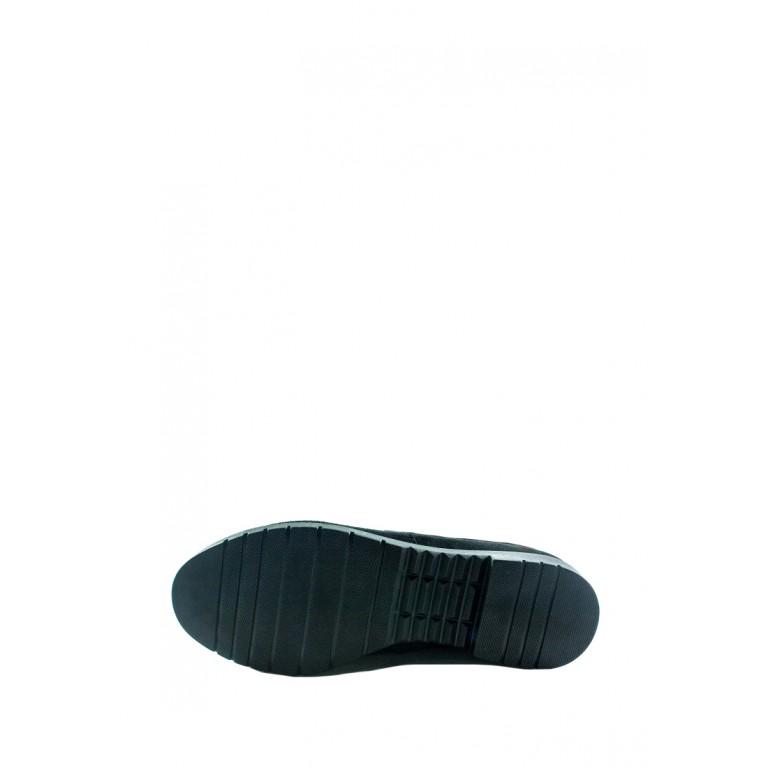 Ботфорты зимние женские ZARUI ZAR420 ЧЗ черные