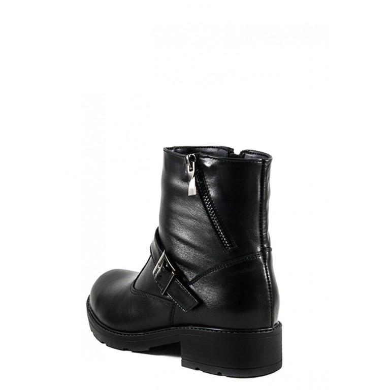 Ботинки зимние женские SND SDAZ J4 черные