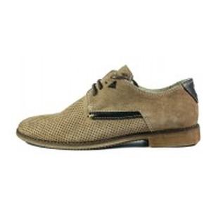 Туфлі чоловічі Maxus коричневий 15859