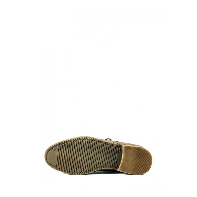 Туфли мужские Maxus Соло пр светло-коричневые