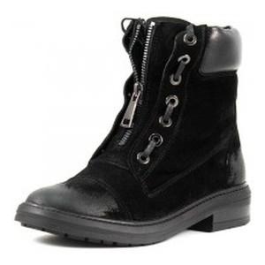 Ботинки зимние женские Lonza L-267-1534ZLS ч.з