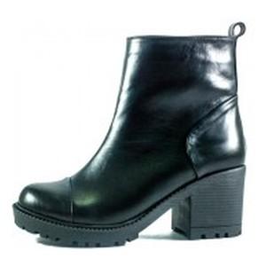 Ботинки демисезон женские CRISMA 1723В-STL0524 черные