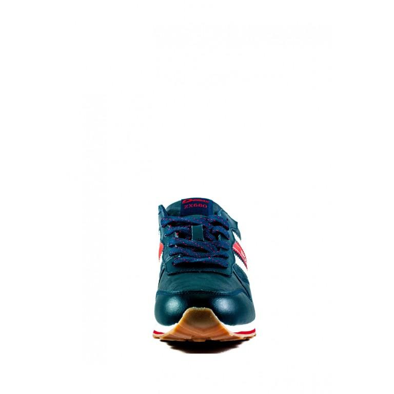 Кроссовки мужские Demax 7904-1 темно-синие