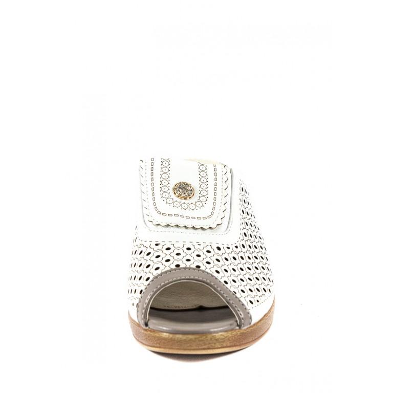 Сабо женские Sopra СФ L049-713A белые
