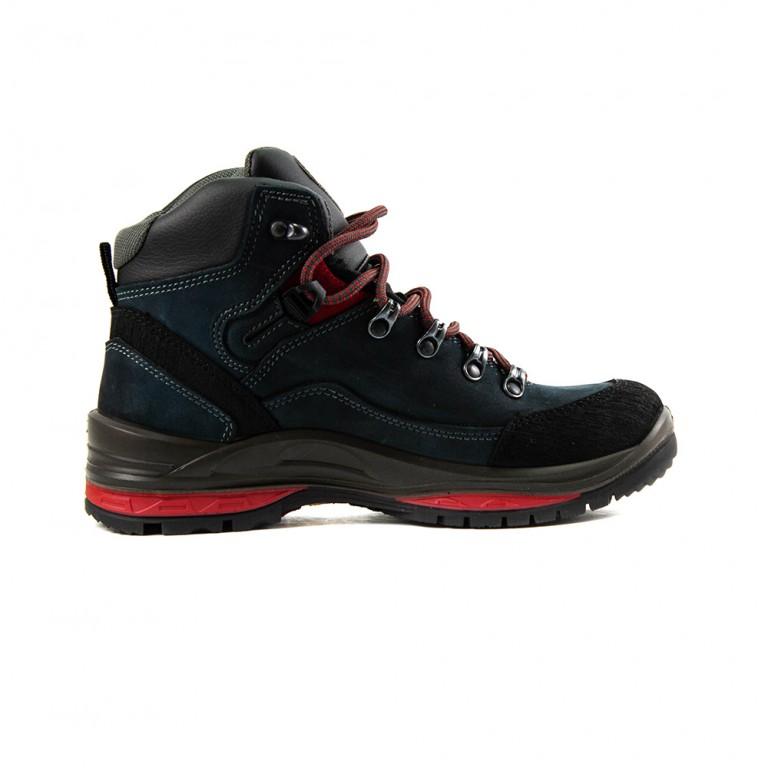Ботинки зимние женские Grisport Gri13505 n69tn темно-синие