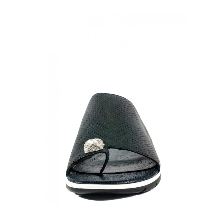 Шлепанцы женские Sopra СФ W17-5078 черные