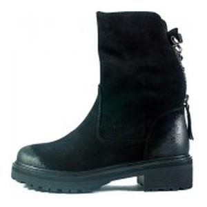 Ботинки зимние женские Fabio Monelli СФ FM1904-K черные