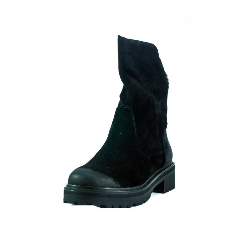 Ботинки женские Fabio Monelli СФ FM1904-K черные