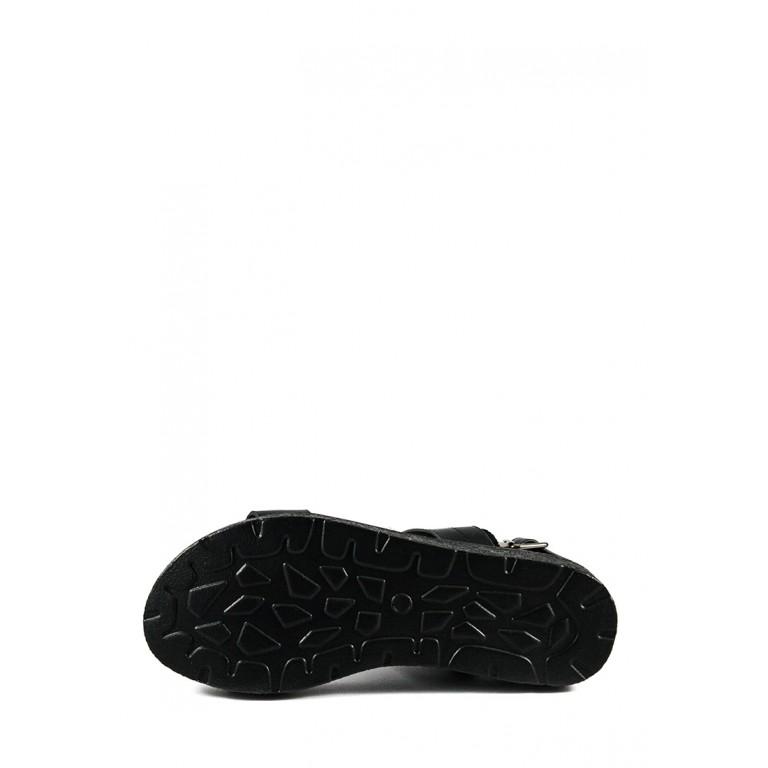 Босоножки женские Sopra СФ JK61165-9 черные