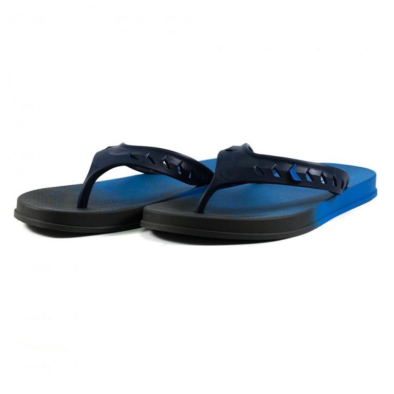 Шлепанцы мужские Rider 11386-21119 черно-синие