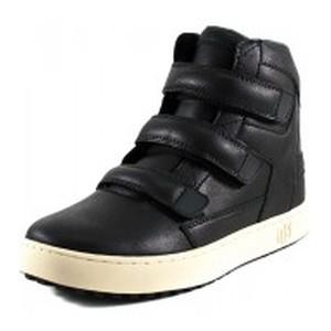 Ботинки зимние мужские Tesoro 198030-03-01 черные