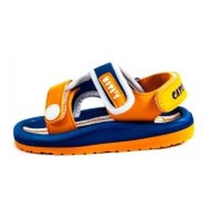 Сандали детские Bitis 9954-S сине-оранжевые