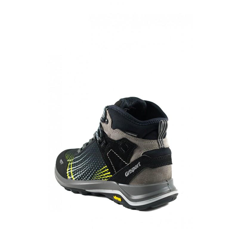 Ботинки зимние мужские Grisport 14309P4T черные