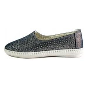 [:ru]Мокасины женские Allshoes 2250-1 сине-серебряные[:uk]Мокасіни жіночі Allshoes синій 16823[:]