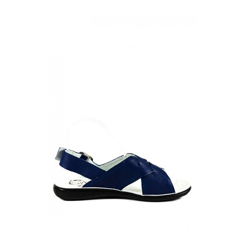 Сандалии женские TiBet 202-02-57-1 синие