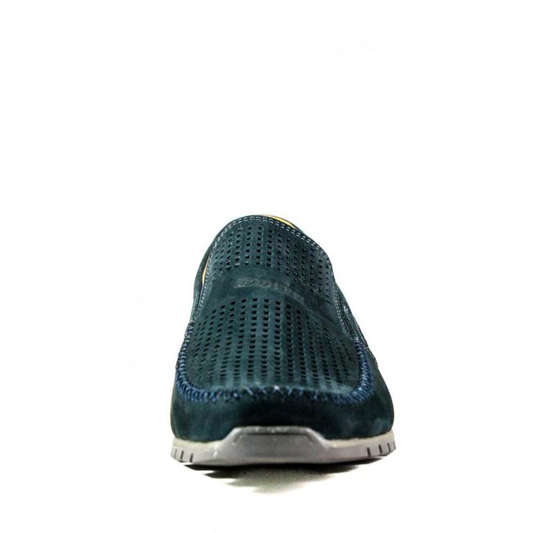 Мокасины мужские Nivas СФ Niv 32 темно-синие