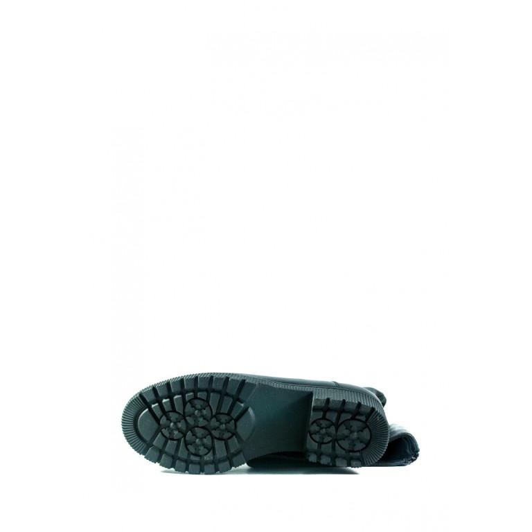 Сапоги зимние женские Lonza СФ BH2087M-16RZ-A05 черные