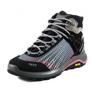Ботинки зимние женские Grisport 14309P5T черно-серые