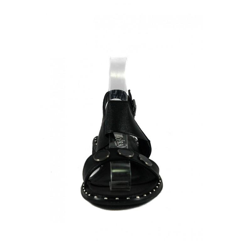 Сандалии женские Sopra СФ W18-6607 черные