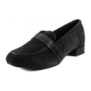 Туфли женские MIDA 210019-231 темно-серый